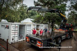 UTS ondersteunt Rode Kruis Heumensoord